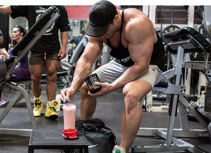 Suplementos para principiantes: las mejores opciones para desarrollar masa muscular